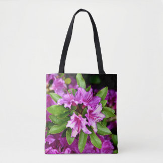 Azelia All-Over-Print Tote Bag