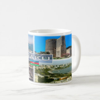 Azerbaijan - Baku - Coffee Mug