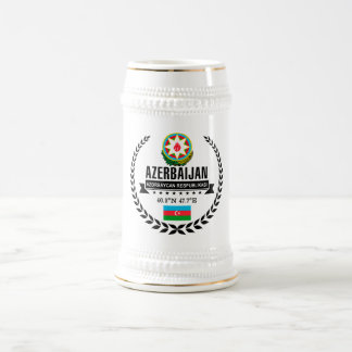 Azerbaijan Beer Stein