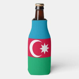 Azerbaijan Flag Bottle Cooler