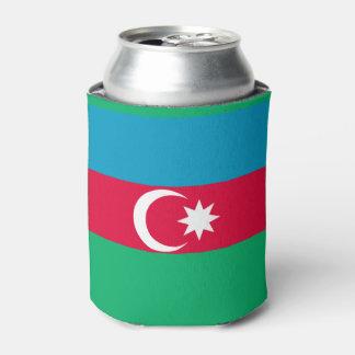 Azerbaijan Flag Can Cooler
