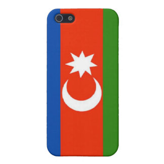 Azerbaijan Flag Case For iPhone 5/5S