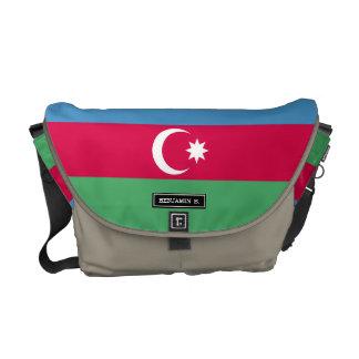 Azerbaijan Flag Commuter Bags