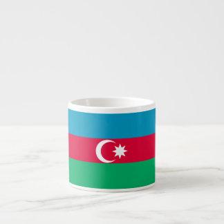 Azerbaijan Flag Espresso Cup