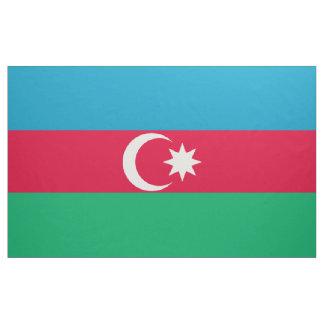 Azerbaijan Flag Fabric