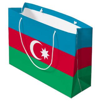 Azerbaijan Flag Large Gift Bag