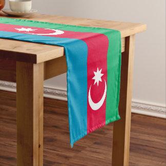 Azerbaijan Flag Long Table Runner