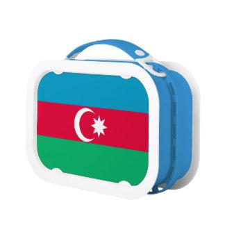 Azerbaijan Flag Lunch Box
