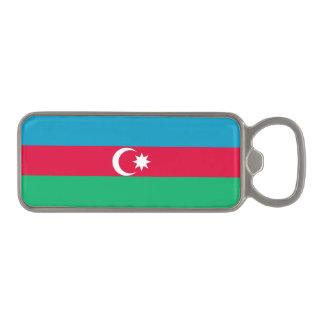 Azerbaijan Flag Magnetic Bottle Opener