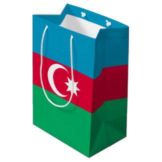 Azerbaijan Flag Medium Gift Bag