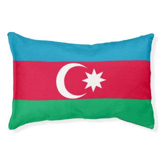 Azerbaijan Flag Pet Bed