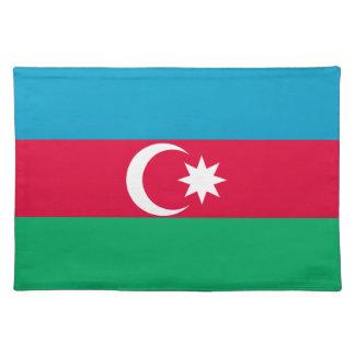 Azerbaijan Flag Placemat