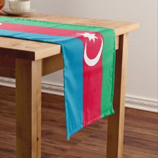 Azerbaijan Flag Short Table Runner