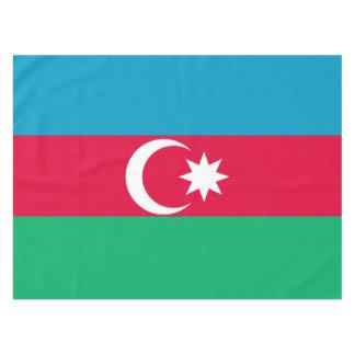 Azerbaijan Flag Tablecloth