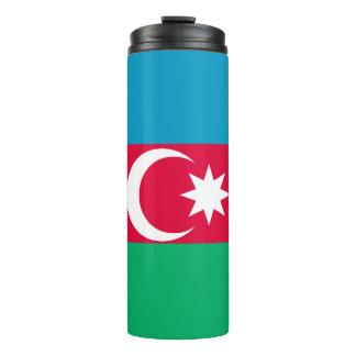 Azerbaijan Flag Thermal Tumbler