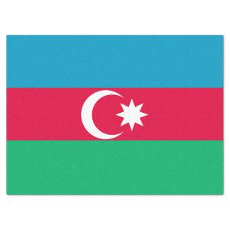 Azerbaijan Flag Tissue Paper