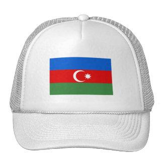 Azerbaijan Flag Trucker Hat