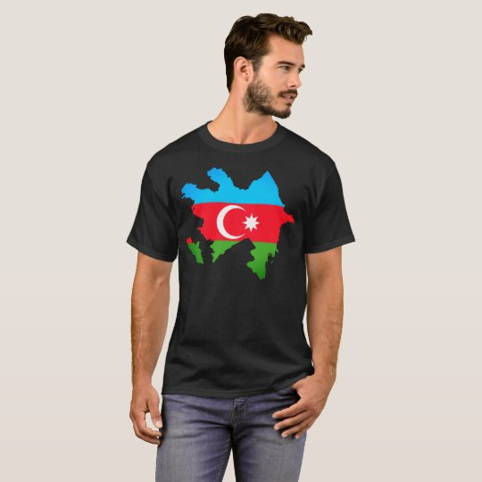 Azerbaijan Nation T-Shirt