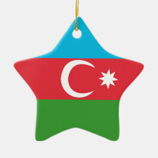 Azerbaijao Ceramic Star Ornament