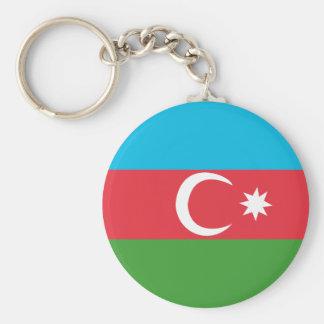 Azerbaijao Keychain