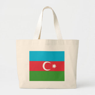 Azerbaijao Large Tote Bag