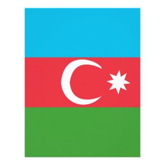 Azerbaijao Letterhead