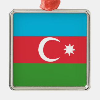 Azerbaijao Metal Ornament