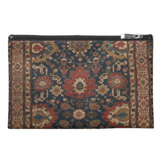 Azeri Carpet Organizer Travel Accessory Bag