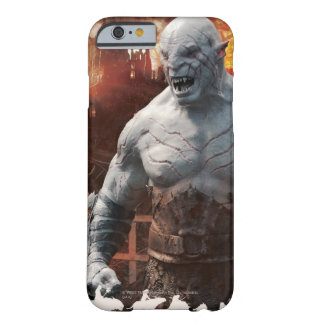 Azog & Orcs Silhouette Graphic Barely There iPhone 6 Case