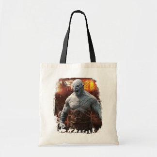 Azog & Orcs Silhouette Graphic Budget Tote Bag