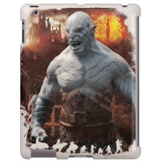 Azog & Orcs Silhouette Graphic