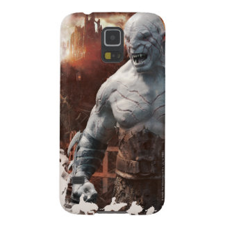 Azog & Orcs Silhouette Graphic Cases For Galaxy S5