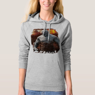 Azog & Orcs Silhouette Graphic Hooded Pullovers