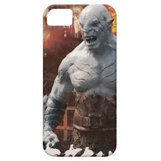 Azog & Orcs Silhouette Graphic iPhone 5 Cover