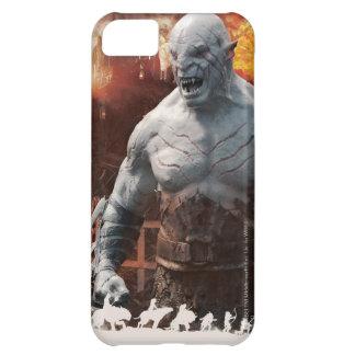 Azog & Orcs Silhouette Graphic iPhone 5C Case