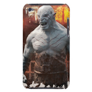 Azog & Orcs Silhouette Graphic iPod Touch Cases