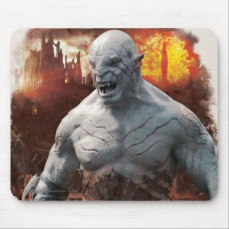 Azog & Orcs Silhouette Graphic Mouse Pad