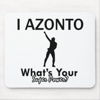 Azonto designs mouse pad