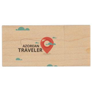 Azorean Traveler USB Drive Flash