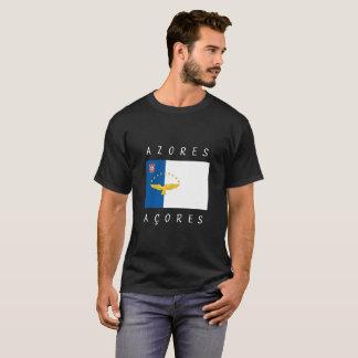Azores Açores Islands Portugal T-Shirt