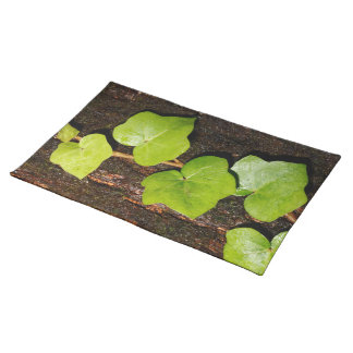 Azores endemic hedera placemat