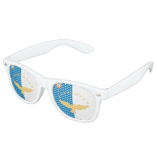 Azores Flag Party Sunglasses