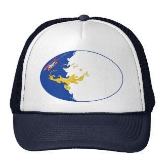 Azores Gnarly Flag Hat