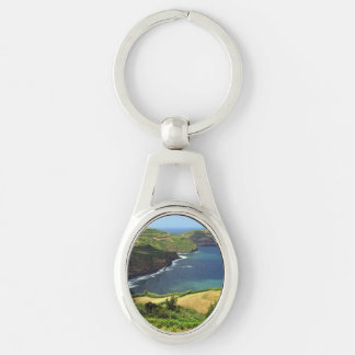 Azores islands, Portugal Keychain