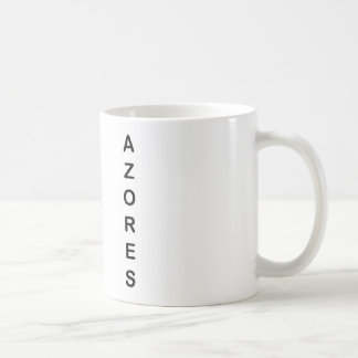 Azores Islands Portugal Mug