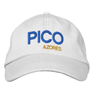 Azores - Pico Colorful Hat  Pico Açores chapeau