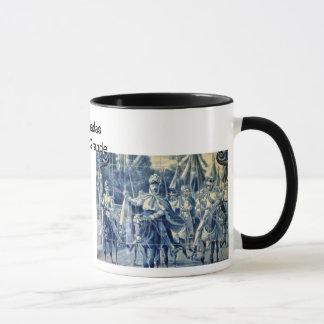 Azores- Portuguese Azulejo Mug