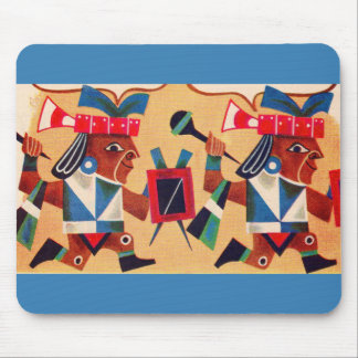 Aztec Aztecs Mouse Pad