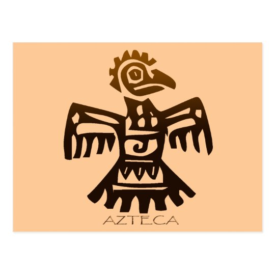 AZTEC ~ Bird Spirit Postcard