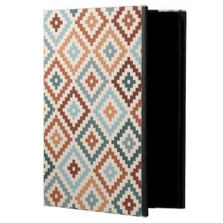 Aztec Block Symbol Ptn Teals Crm Terracottas Powis iPad Air 2 Case